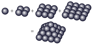 pyramid-spheres
